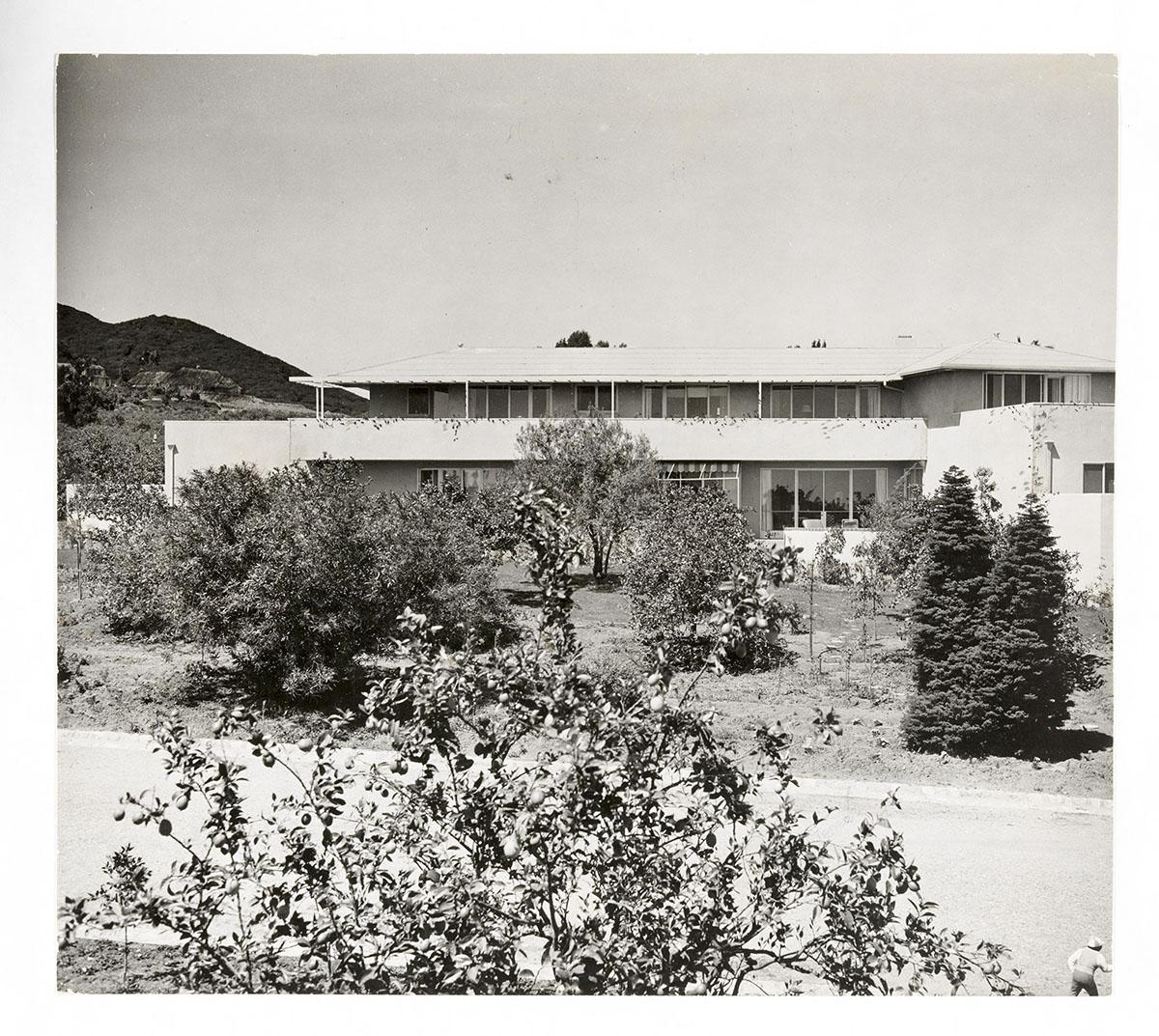 History of the Thomas Mann House - VATMH (en)